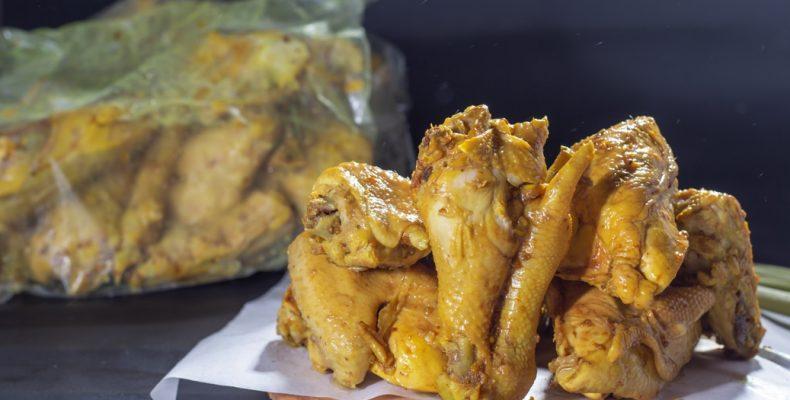 ayam frozen sambel layah