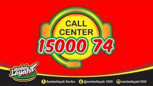 call center sambel layah